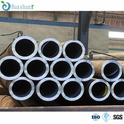 Seamless/tubo de aço carbono soldado/Tubo para Mecânica/tubo de água usando/Estrutural/material de construção/Material de Aço