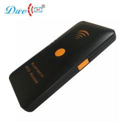 Computador de mão Bluetooth RFID UHF AndroidLeitor e gravador de gerenciamento de inventário