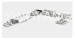 Yyl-HP Schrubbelkissen Vliesstoff Produktion Linie & Küche Reinigungspad Produktion Linie