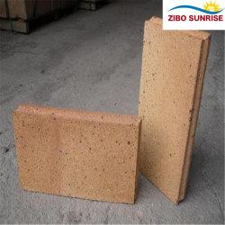 De forma especial de ladrillos refractarios para la fabricación de acero