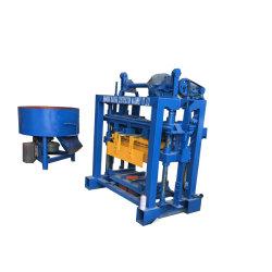 Largement utilisé dans les pays africains à bas prix machine à fabriquer des blocs de béton creux