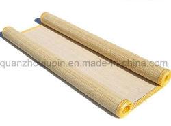 Verano OEM de bambú colchoneta plegable cama