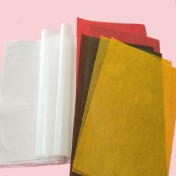 Nouveau produit papier cristal fleur de papier de couleur du papier d'enrubannage