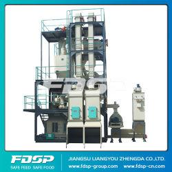 Kleinkapazitätsgeflügel 3-5tph führen Produktions-Maschine schlüsselfertige Geflügel-Projekte