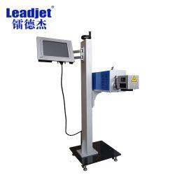 Facile fare funzionare la stampante di Laserl del CO2 di Leadjet per documento e la scheda del PVC