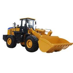 Configuración alta marca Sem 5 toneladas de cargadora de ruedas frontales Sem655D