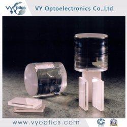광학 Litao3 (리튬 Tantalate) 수정같은 웨이퍼를 Y 자르십시오