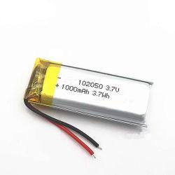 Améliorer 1000mAh 3,7 V au lithium-polymère de gros de Shenzhen 102050 Lipo Batteries