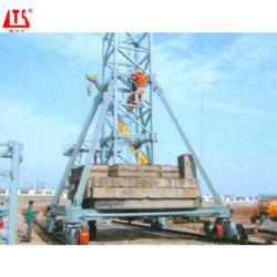工場直接供給の軍の品質の移動式タワークレーンの重機