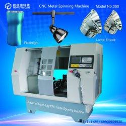 Mini CNC Automático girando a máquina para a fiação (metais leves 350A-8)