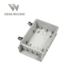 アルミニウムOEMは電気ボックス、電気カバー、電気ケース、機構のダイカストを