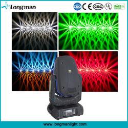 Faisceau de lumière Étape 350W 17r tête mobile DJ Spot/cycle de lavage