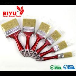 2020 Filament Birstles manche en bois des outils à main Filaments synthétiques pinceau avec du plastique/manche en bois