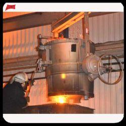 5-10 Anti-Corrosion 스테인리스 탈황 국자 로 기계장치 톤