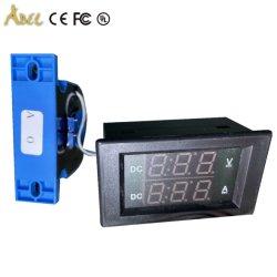Misuratore di potenza elettrica multifunzione per montaggio a pannello digitale con display