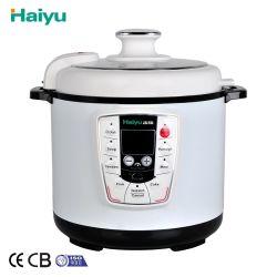 5 litro de alta qualidade por grosso panela de pressão eléctrico de aço inoxidável