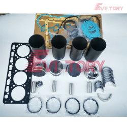Pour Kubota V3600-E3B V3600 de reconstruire le segment de piston moteur Kit de roulement de joint de chemise