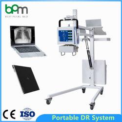 BPM-Pr600V equipos médicos móviles de rayos X sistema portátil de rayos X Dr Máquina para Humanos o Veterinaria