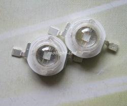 La diode LED haute puissance 3W bleu 430nm Puce LED 440nm