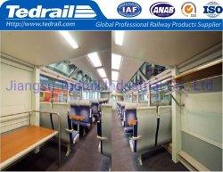 Bahnausflug-Personenkraftwagen/besichtigenfahrzeug