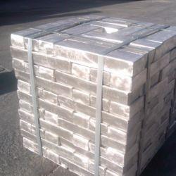インゴットマグネシウム合金マグネシウムインゴットプレートブロックシートビルイン 中国