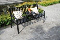 Открытый алюминиевый Многофункциональный стенд открытый парк стул сад многоместного патио мебель