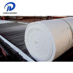 Jianda Refractory Material Isolation 1260 keramische fiberdeken voor Brandwerende coating (JDTX-BZ-02)