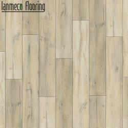 屋内石材大理石スレートビニールクリックシステムビニール PVC をクリックします ビニール製の床張り