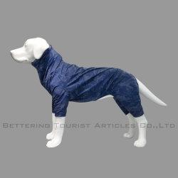 Overhemd van de Hond van de Kleren van de Hond van het Jasje van de Hond van de Regenjas van het Kostuum van het huisdier het Openlucht Waterdichte Weerspiegelende