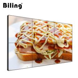 46 дюймовой панелью 2X2 3x3 ЖК-экранов ЖК-дисплей рекламы склейки видео Настенный экран контроллера для видео на стену