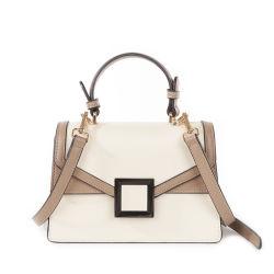 디자이너 맞춤형, 부드러운 럭셔리 가죽 트렌디한 여성용 핸드백, 유연성 여성용 숄더 크로스바디 핸드백
