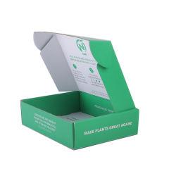 Green TeaのためのカラーPrinting Paper Packaging Box