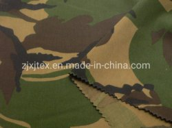Anti-Infrared CVC Woodland tissu avec de camouflage militaire pour les Pays-Bas étanche