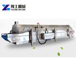 При низкой температуре замораживания продуктов питания типа туннеля жидкий азот быстрого замораживания машины