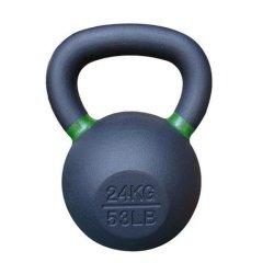 الذهب عالية الجودة 6 كجم وزن صالة اللياقة البدنية المعدات رفع الأثقال قابل للضبط تدريب كرة الحديد المصبوب
