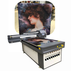1016 طابعة UV آلة طباعة لوحات السيراميك
