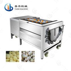 SUS304 légume racine/fruit rond//Carottes de pommes de terre/manioc/Taro/Sweet Potato lavage/rondelle/Peeling/Peeler Machine pour l'usine