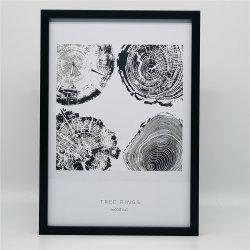 MAT 블랙 컬러 알루미늄 포스터 그림 액자(대량 가격
