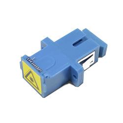 최신 판매 Sc Upc APC 싱글모드 한 조각 플라스틱 자동 셔터 광섬유 접합기