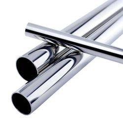 القطر الخارجي 1 2 3 4 5 6 بوصة Sch10 جدول 40 أنبوب من الفولاذ المقاوم للصدأ