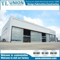 鉄骨構造の建築工業の製造の研修会の倉庫のプロジェクト