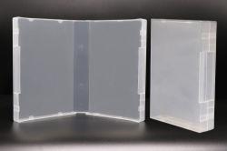 Lo standard trasparente quadrato di caso di memoria del bollo della scatola di plastica di Weisheng 35mm del fornitore mette le caselle Multifucntion dei pp