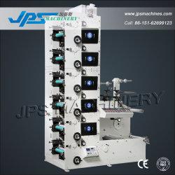 Die Cutter máquina de fabricación de prensas de impresión Flexo para Tarjeta de Embarque de Aire/ Entrada ticket de aparcamiento/ Tarjeta de Juego / Bolsa de papel