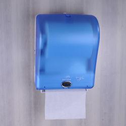 Hotel moderno banheiro Wall-Mounted Acessórios ABS papel-toalha Dispener Indução Automática