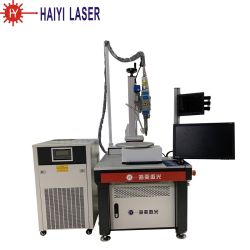 máquina de soldar a Laser CNC de baixo preço de soldadura de 1 mm das dobradiças de liga de alumínio de portas e janelas
