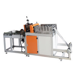 Getrennte HEPA Filter-runzelnde Maschine getrennte Aluminiumfolie-runzelnde Maschine
