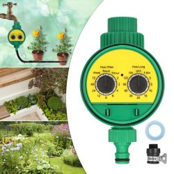 Automatische Digitale Elektronische het Water geven van het Controlemechanisme Tijdopnemer voor Controlemechanisme van de Irrigatie van de Irrigatie van de Tuin het Intelligente