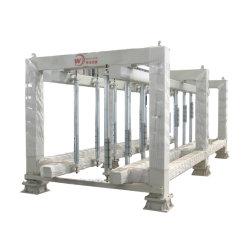 소형 가압증기멸균 처리된 콘크리트 AAC 블록 제작 장비 제조 장비 공장