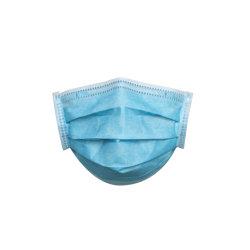 Het niet-geweven Masker van het Gezicht van 3 Vouw met het Beschikbare Masker van het Stof Earloop