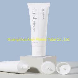 Kosmetische Verpakkende Buis 100ml met tik-Bovenkant GLB